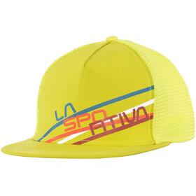 La Sportiva Stripe 2.0 Trucker Hat Sulphur/Citronelle